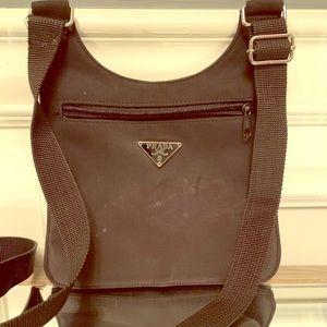 Prada Nylon Cross Body Bag
